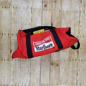 Vintage Marlboro Adventure time duffle bag